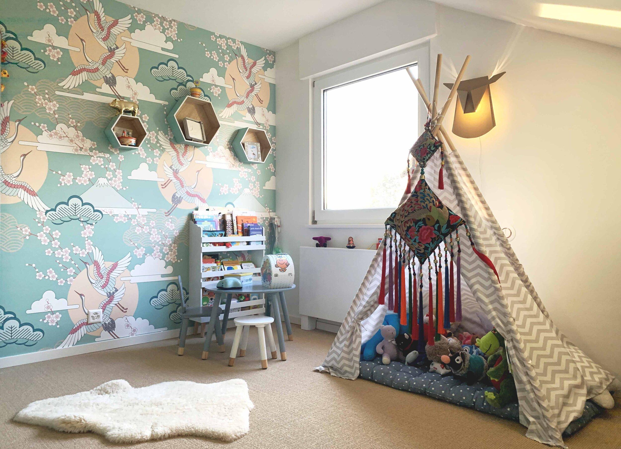 Aménager la chambre de bébé pour favoriser son sommeil